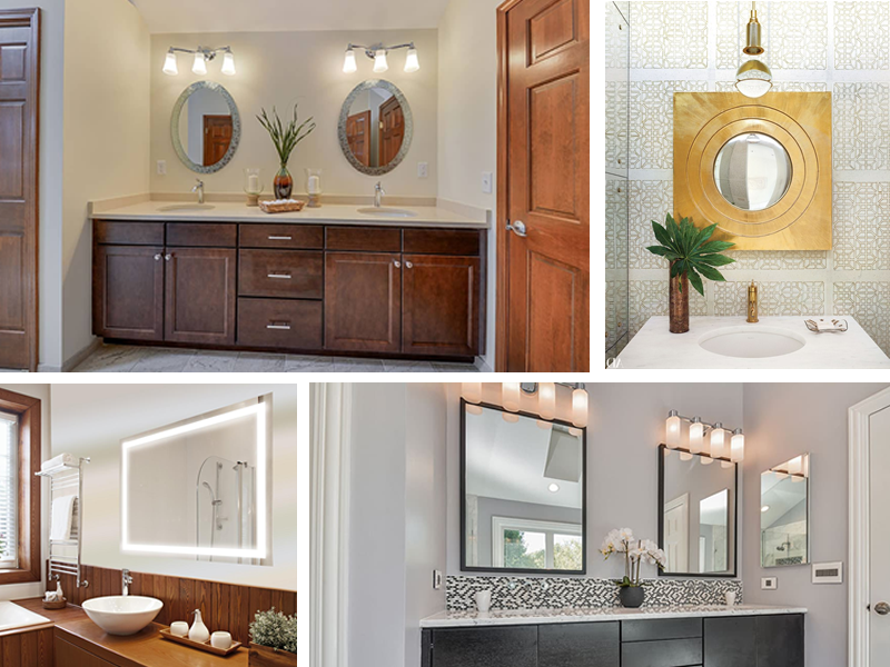 Mirror In The Bathroom | News About Professional Bathroom Designers In Bedford And Milton Keynes
