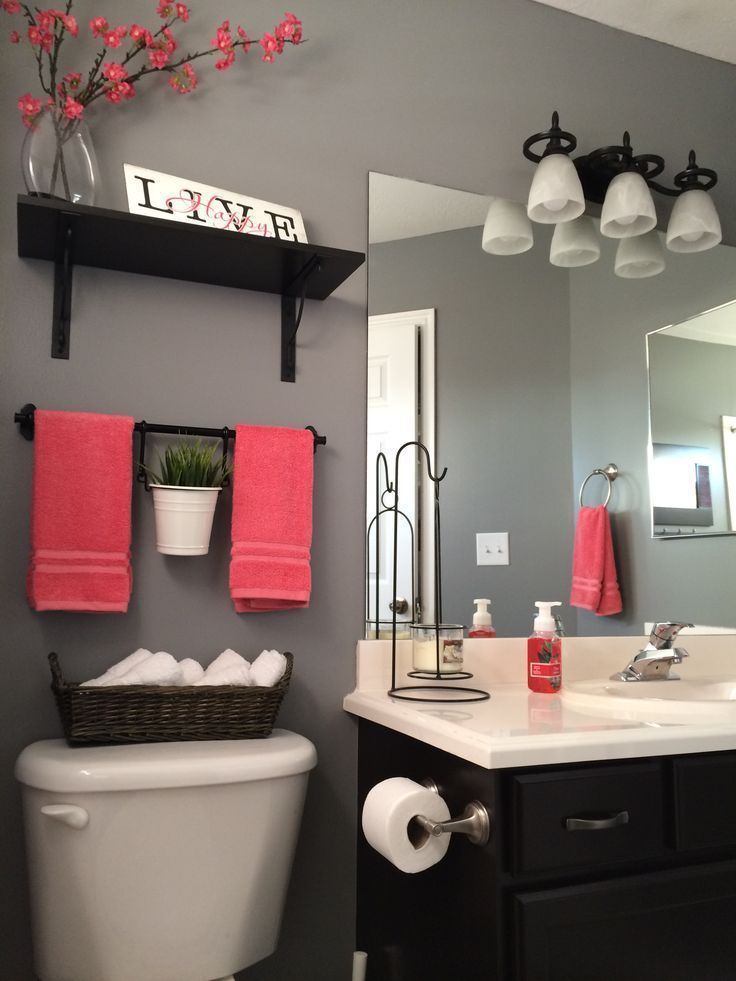 Spice up your bathroom